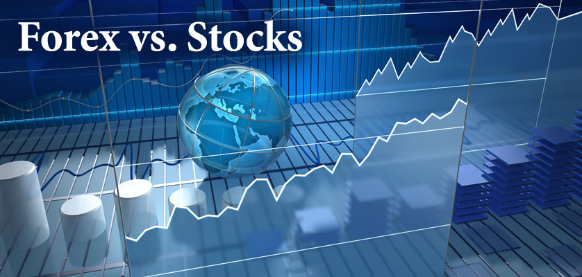 Forex Stocks Which Is Better